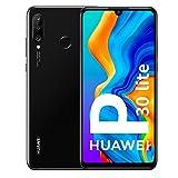 Huawei P30 Lite Smartphone débloqué 4G (6,15 pouces - 128Go - Double Nano...