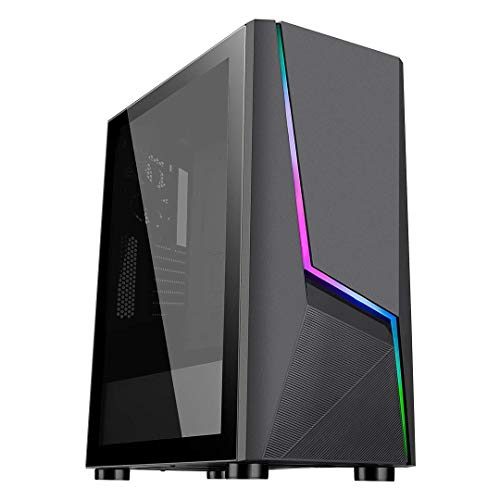 SYNTRONIC Gaming Desktop PC CORE i5 4570/16 GB RAM/ 120GB SSD & 1TB HDD / 4GB DDR5 GTX 1050Ti Graphics/WiFi Ready/USB 3.0 / HDMI