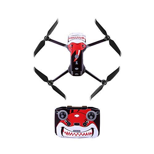 Linguhang Drone Decalcomania Impermeabile AntiGraffio di Protezione Guardia Skin Guard per DJI Mavic...