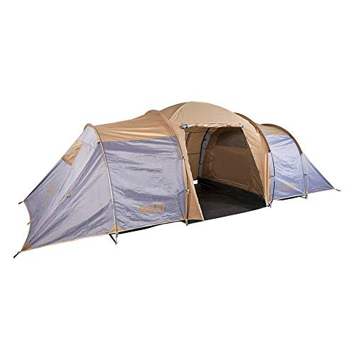 COLUMBUS Tente de Camping Inari 8 Places Tente de Camping Familiale...