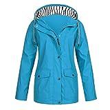 Veste Femme étanche Protection Solaire Extérieur Tenue De Sport Veste Sports De Plein Air Capuche De Poche Vestes Manteau