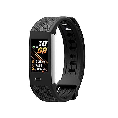Ailova, braccialetto intelligente con cardiofrequenzimetro, fitness tracker per camminare e dormire...