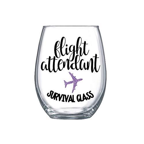 Funny Flight Attendant Gifts for Women Graduation Idea...