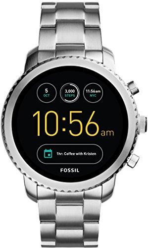 [フォッシル]FOSSIL 腕時計 Q EXPLORIST タッチスクリーンスマートウォッチ ジェネレーション3 FTW4000 メ...