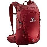 Salomon, Zaino multifunzionale Trailbalzer da 10 l, 3D Comfort e Sistema di idratazione, Per Escursionismo e Trail Running