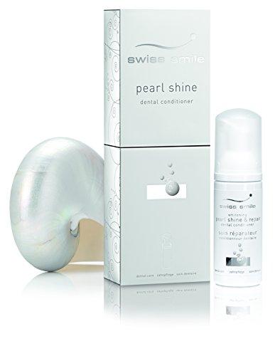 Condicionador Dental Clareador Swiss Smile Pearl Shine com 75ml