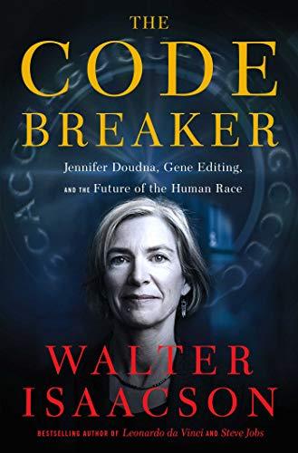 El código de la vida de Walter Isaacson
