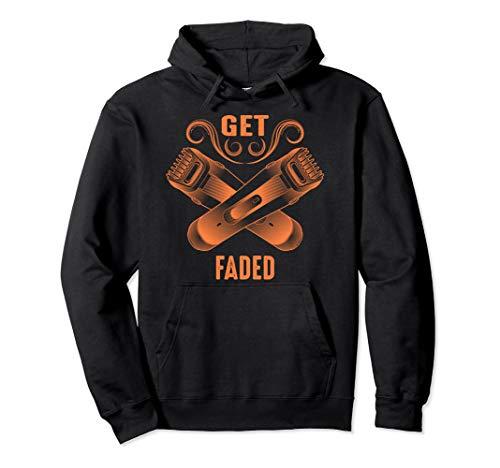 Get Faded Cool Master Barber Hairdresser Fade Gag Gift...