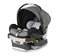 The #1-rated infant car seat in America! Easiest to install with Recline Sure levelling foot, Ride Right bubble levels, and Super Cinch LATCH tightened Designed for travel system use with compatible Chicco strollers (sold separately) Removable new-bo...