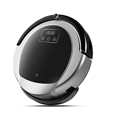 robotic vacuum cleaner B6009 with 2D map navigation planed cleaning with dry wet mop and water tank