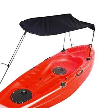 Peyan Kayak Boat Canoe Sun Shade Canopy for Single Person