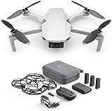 DJI Mavic Mini Combo Drone Leggero e Portatile, Batteria 30 Minuti,...