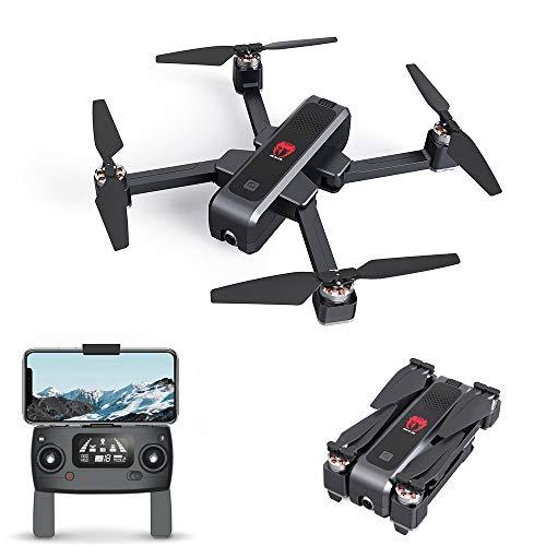 EACHINE EX3 Drone 2K Telecamera GPS Brushless 5G WiFi Lente Grandangolo Pieghevole Drone App...
