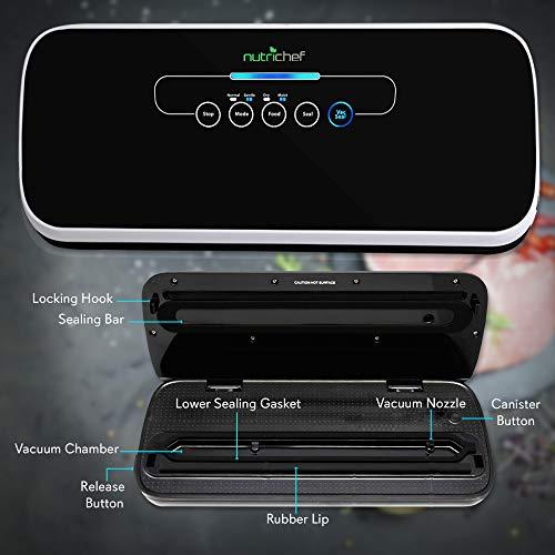 Product Image 3: NutriChef Vacuum Sealer