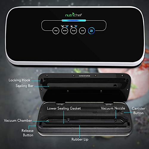41KT1ka NnL best vacuum sealer for sous vide