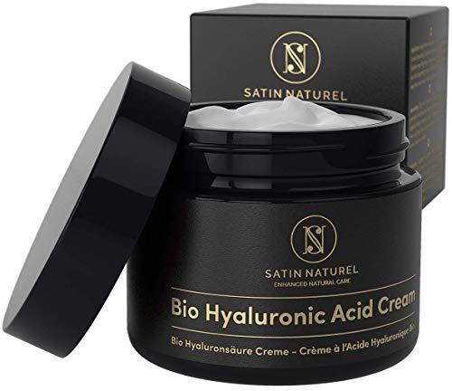 Crema Facial de Acido Hialuronico Puro ORGÁNICA 50 ml - Veg