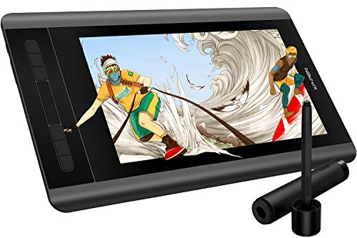 "XP-PEN Artist12 11.6"" Graphics Drawing Tablet Monitor Pen Display 72% NTSC with 8192 levels Battery-free stylus 1920x1080 FHD"