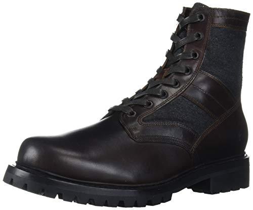 Frye Men's Trench Combat Snow Boot, Dark Brown Multi, 10.5 M US