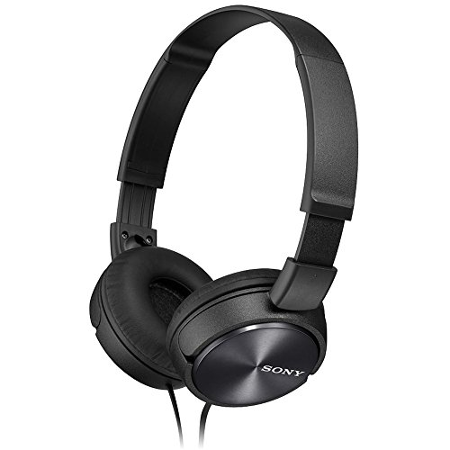 Sony MDR-ZX310B Casque Pliable - Noir