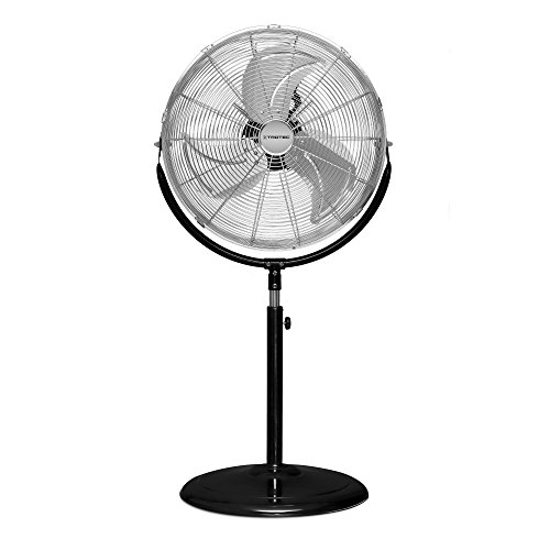 TROTEC Ventilatore a piantana TVM 18 S 100 Watt di potenza velocit di ventilazione Diametro pale di...