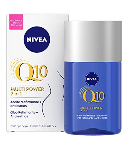 NIVEA Q10 Multi Power 7in1 Aceite Reafirmante + Antiestrías