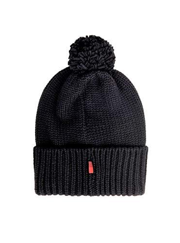 Woolrich Cappello W's Serenity Beanie Hat Nero S
