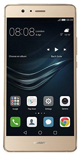 HUAWEI SIMフリースマートフォン P9 lite ゴールド VNS-L22-GOLD