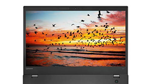 "Lenovo ThinkPad T570 15.6"" FHD Business Laptop, Intel Core i7-6600U up to 3.4GHz, 8GB DDR4, 256GB NVMe SSD, HDMI, Webcam, Bluetooth, LTE-A, Thunderbolt, Fingerprint Reader, Windows 10 Professional"
