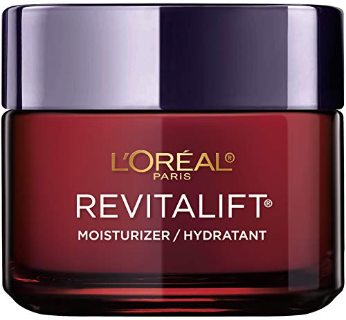 Anti-Aging Face Moisturizer by L'Oreal Paris Skin Care, Revitalift Triple Power Anti-Aging Moisturizer with Pro Retinol, Hyaluronic Acid & Vitamin C to reduce wrinkles, firm and brighten skin, 2.55 Oz 1