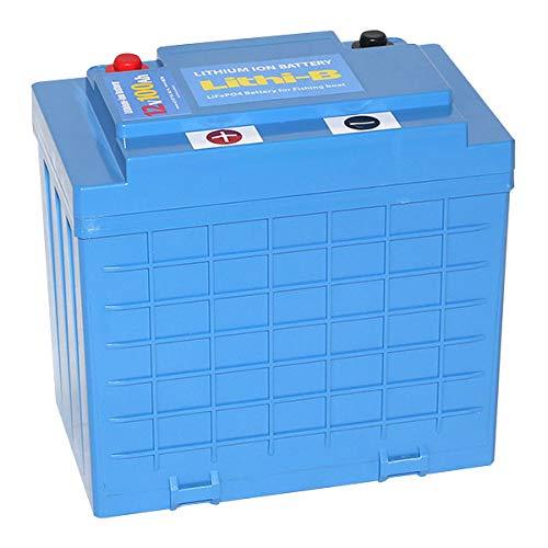 LifePO4 リチウムバッテリー リチビー(Lithi-B) 12V 100Ah