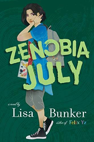 Zenobia July by [Lisa Bunker]