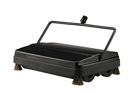 Sagler Compact Carpet Sweeper and Floor Sweeper Sweepers Electrostatic...