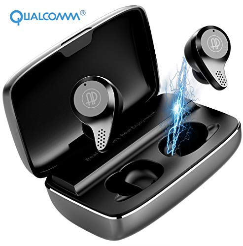APANAGE CVC8.0 Apt-X - Auriculares Bluetooth (Bluetooth 5.0,...