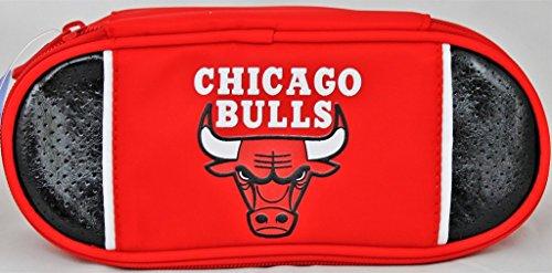 ASTUCCIO Ovale a bauletto Borsello SCUOLA NBA Chicago Bulls