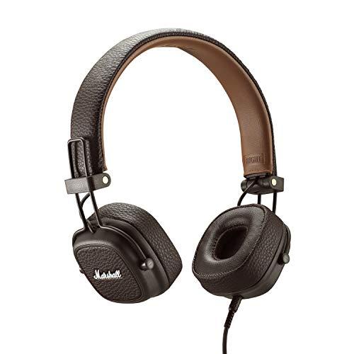 Marshall Major III Casque Audio Filaire - Marron