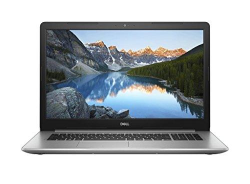 Dell Inspiron 17 5770 43,9 cm (17,3 Zoll FHD) Laptop(Intel Core i5-8250U, 1TB HDD + 128GB SSD, AMD Radeon 530 Graphics with 4G GDDR5, DVD RW, Win 10 Home 64bit German) platin silber