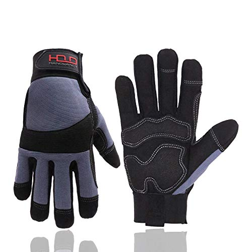 41L1U1DggbL - The 7 Best Anti Vibration Gloves to Keep Hand-Arm Vibration Syndrome at Bay