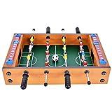 Win.max Mini Table de Football MDF Durable en Intérieur et à L'Extérieur Jeu...
