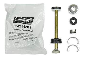 Coleman Universal Plunger Metal Part #: 242J5201 ; 4 Inch Long Plunger Pump Repair Kit ; Compatible Stoves & Lanterns