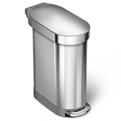 41L6n5OSJDL - Best Slim Trash Can Reviews 2020