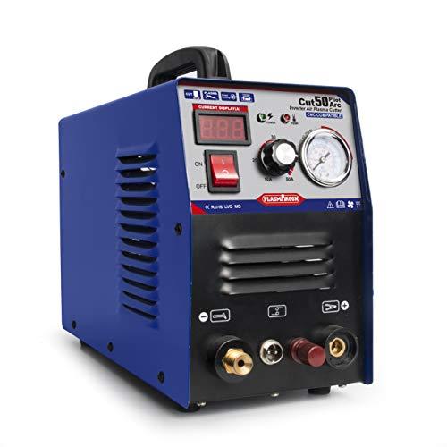 SUSEMSE CUT50P Pilot Arc plasmaschneider 50A 220V 12mm Clean Cut Non Touch Inverter Tragbarer Plasmaschneider