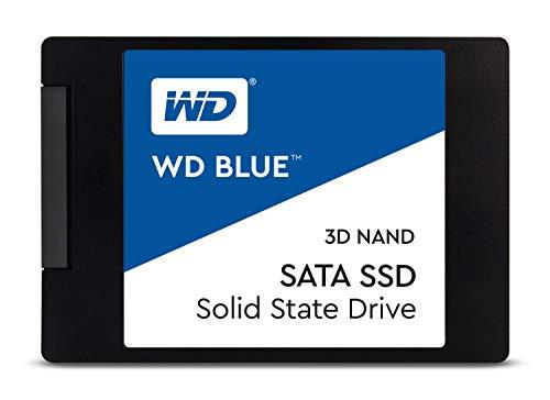 Western Digital WDS500G2B0A WD Blue - Disco de estado sólido,...