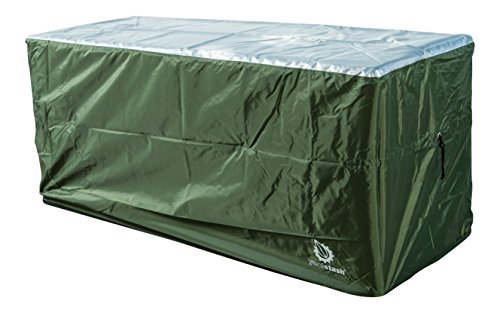 YardStash Deck Box Cover Large to Protect Your Deck Box: Suncast DBW9200 Deck Box Cover,...