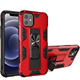 iPhone12 用ケース iPhone 12 Pro 用ケース 耐衝撃 スタンド機能 頑丈 レンズ保護 TPU PC 二重……