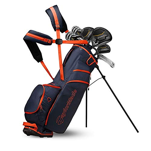 TaylorMade 2019 RBZ Black Golf Full Package Set - Steel - Right Hand - Regular Flex - 11 Clubs + Bag