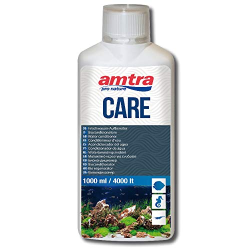 Amtra A3050F22 FB022 Care Wasseraufbereiter für Aquarien, 1000 ml