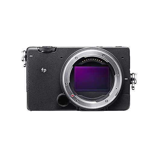 SIGMA フルサイズミラーレス一眼カメラ fp