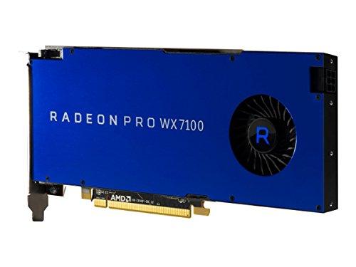 Radeon Pro WX 7100 8GB PCIE 3.0 16X 4X DP Retail