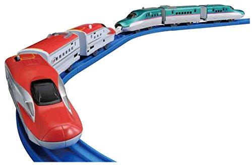 プラレール E5系新幹線&E6系新幹線連結セット