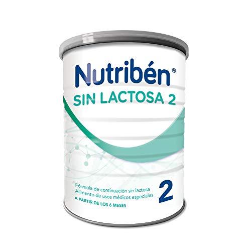 Nutribén Sin Lactosa 2 Leche en polvo de Continuación para